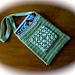 Spring Green Tote Bag pattern