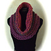 Fusion Chunky Snood pattern