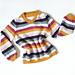 Stripes on Stripes pattern
