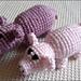 Little Pig Amigurumi pattern