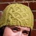 lnterwoven Cable Hat pattern
