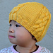 Braided Cables Hat pattern
