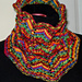 Piles of Smiles Cowl pattern