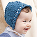 Darling Baby Bonnet pattern