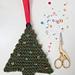 Kerstboom pattern