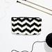 Knit You Purse Zigazag pattern