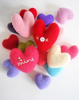woolly sweet-hearts
