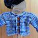 FRANCA FUN Baby Sweater pattern