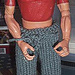 GI Joe Pants pattern