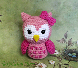 Little Muggles | Baby Owl Free Pattern! | 276x320
