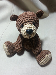 Amigurumi Bear Family | Toma Creations | 320x240
