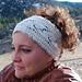 Elderberry Bloom Headband pattern