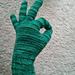 Evil Genius Glove Recipe pattern