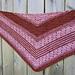 Yeksa Shawl pattern