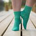 Skogsväva Socks pattern
