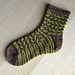 Knoppas Socks pattern