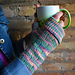 Rose Acre Mitts pattern
