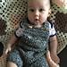 Baby Shortalls pattern