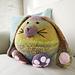 Chubby Bunny Cushion pattern