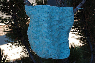 Dishcloth for the party apron