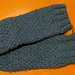 Moss Stitch Wrist Warmers pattern