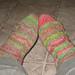 Ichigo Socks pattern