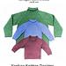 #21 Roll Raglan - child & adult sweater pattern