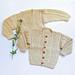 #19 Child's Aran Sweater pattern
