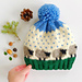 #36 Sheepy Hat pattern