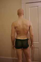 mesh shorts 005