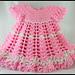 Baby Dress/Shells and Lacy Dress pattern
