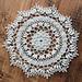 Doily No.1 Shine pattern