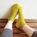 Rivulet Socks pattern