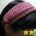 The Simple Perfect Stash-Buster Headband pattern