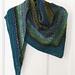 Noro Woven Stitch Shawl pattern