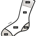 Your New Favorite Toe-Up Sock pattern