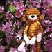 Mischievous Monkey pattern