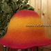 Sauna felted hat pattern