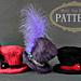 Mini Top Hats pattern